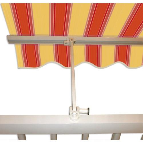 Toldo balcón Madura 0.80 m X 0.50 m Manual